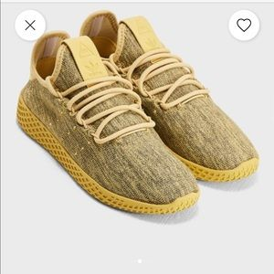 Adidas Pharrell HU tennis shoes